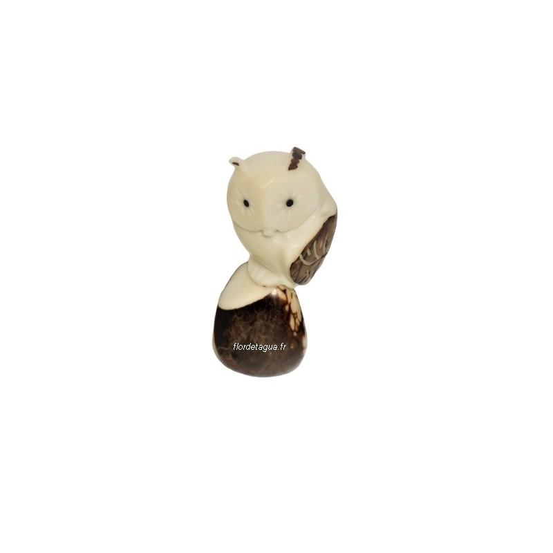 Figurine Chouette de face