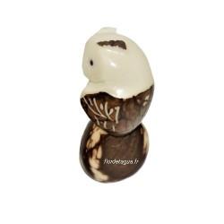 Figurine Chouette coté gauche