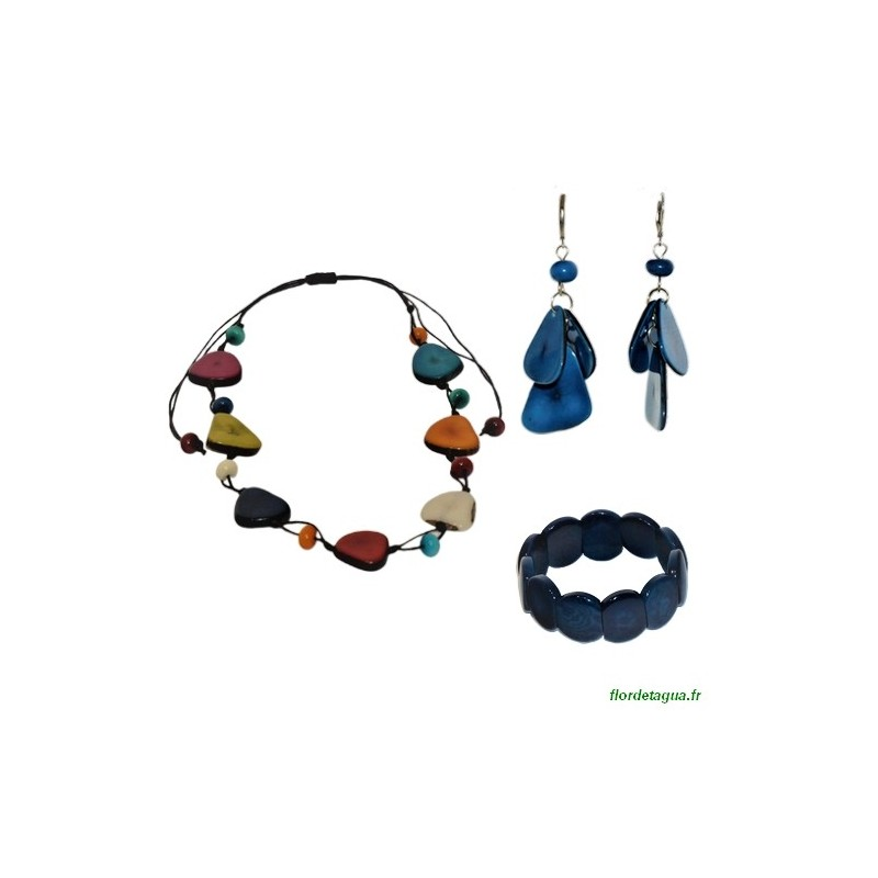 Offre Mindo simple multicolore en Tagua